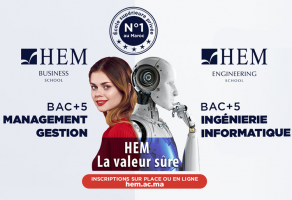 Concours d'accès à HEM - Rentrée 2021