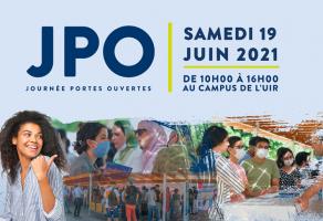Journée Portes Ouvertes au Campus de l'Université Internationale de Rabat - Samedi 19 juin 2021