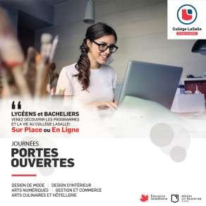Collège LaSalle Maroc: Journée Portes Ouvertes en mode hybride le 15 Juillet